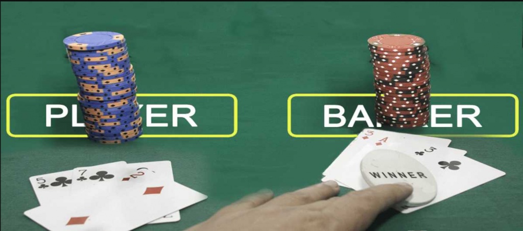 Banker là một cửa rất dễ tăng vốn cho người chơi