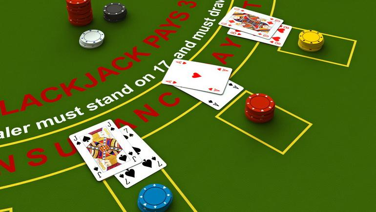 Chơi bài Blackjack biết dừng đúng lúc
