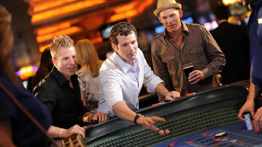 Sòng bạc Casino tại Tahoe Lake