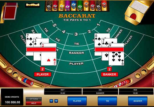 Baccarat là trò chơi casino thu hút nhiều anh em