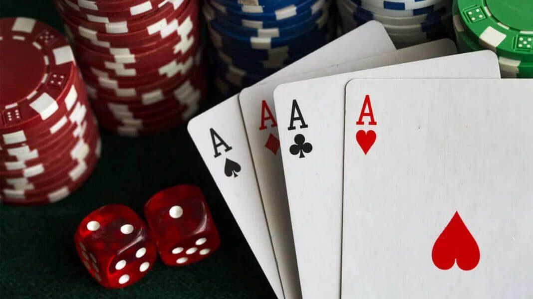 Poker trò chơi hấp dẫn dành cho các quý ông
