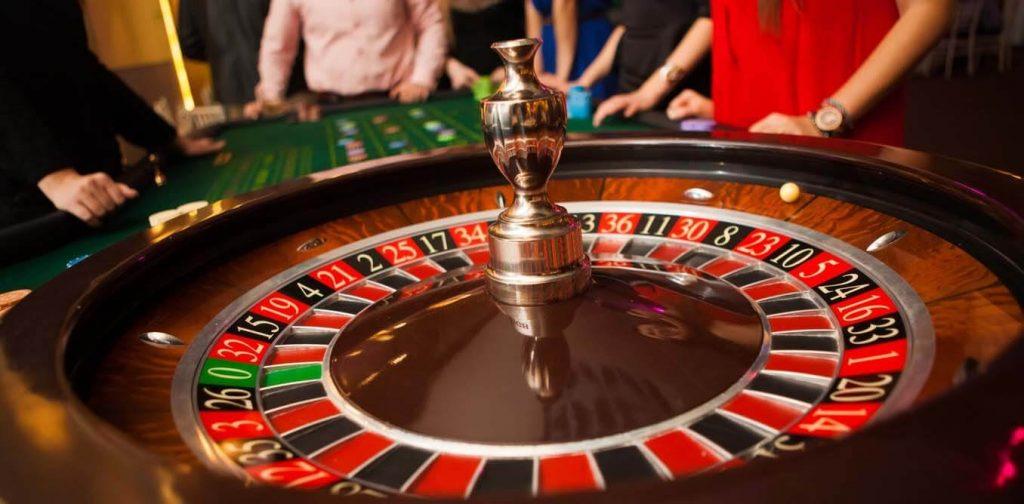 Roulette trò chơi giải trí thú vị