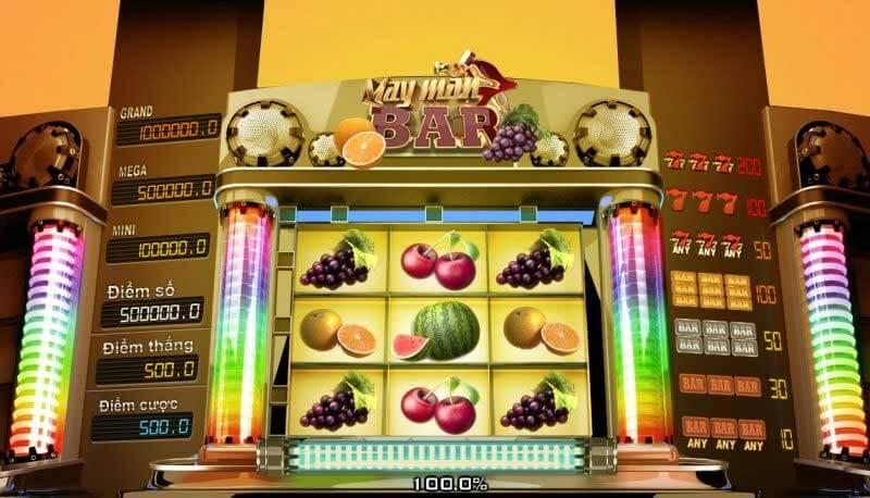 Trò chơi Slot trái cây – Bar trái cây