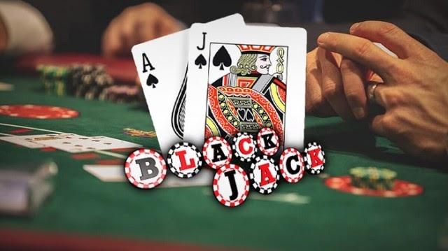 Xì zách còn được gọi là Blackjack tại các sòng bài nổi tiếng
